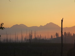 Smokey Sunrise over the North Fork (Forest Service - Northern Region) Tags: sunrise flatheadnationalforest montana scenic