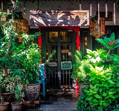 Baboon House (TheViewDeck) Tags: restaurant cafe baboonhouse malaysia malacca melaka asia theviewdeck travel travelblog fujifilm fujifilmxt2 door blog