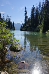 Flossy Bay (Forest Service - Northern Region) Tags: lakes flatheadnationalforest montana scenic
