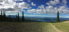 Whitefish Lake from Big Mountain (Forest Service - Northern Region) Tags: flatheadnationalforest montana scenic montanasky