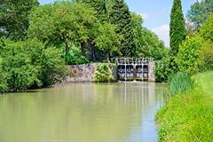 Canal du Midi June 2019 (SCOTT_Brian) Tags: 2019 canal canaldumidi aude francelanguedoc