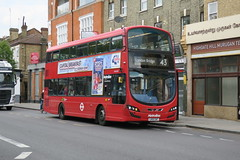 10812 20190507 Metroline LK15 CWT (CWG43) Tags: bus uk metroline volvo b5lh wright vwh2095 lk15cwt