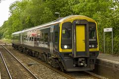 158890 (David Blandford photography) Tags: swt dean south western railway class 158 sprinter unit