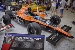 Mario Andretti Exhibit - IMS Museum_ 5_2619__MG_3163 (Pat Kilkenny) Tags: marioandretti imsmuseum exhibit ims indianapolismotorspeedway