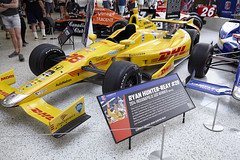 Mario Andretti Exhibit - IMS Museum_ 5_2619__MG_3167 (Pat Kilkenny) Tags: marioandretti imsmuseum exhibit ims indianapolismotorspeedway