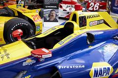 Mario Andretti Exhibit - IMS Museum_ 5_2619__MG_3170 (Pat Kilkenny) Tags: marioandretti imsmuseum exhibit ims indianapolismotorspeedway