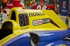 Mario Andretti Exhibit - IMS Museum_ 5_2619__MG_3172 (Pat Kilkenny) Tags: marioandretti imsmuseum exhibit ims indianapolismotorspeedway