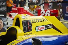 Mario Andretti Exhibit - IMS Museum_ 5_2619__MG_3173 (Pat Kilkenny) Tags: marioandretti imsmuseum exhibit ims indianapolismotorspeedway