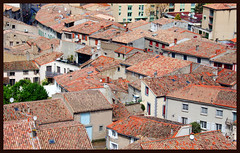 Rooftops (albireo 2006) Tags: carcassonne occitanie france rooftops