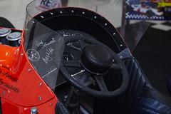 Mario Andretti Exhibit - IMS Museum_ 5_2619__MG_3151 (Pat Kilkenny) Tags: marioandretti imsmuseum exhibit ims indianapolismotorspeedway