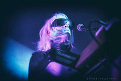 2192 (Ester Vulpiani Photographer) Tags: drab majesty wishlist club roma live clubbing nightclub vaporwave 80s electro synth synthpop electronic concert music show stage band tour euro dream aesthetic sunglasses gig lights concerto musica outsiders ester vulpiani 2019 canon