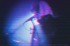 2198 (Ester Vulpiani Photographer) Tags: drab majesty wishlist club roma live clubbing nightclub vaporwave 80s electro synth synthpop electronic concert music show stage band tour euro dream aesthetic sunglasses gig lights concerto musica outsiders ester vulpiani 2019 canon