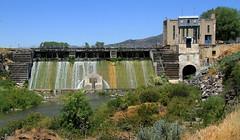 Old Grace Dam (arbyreed) Tags: arbyreed dam oldgracedam utahpowerandlight pacificcorp electricpowerdam infrastructure electric electricpowergrid hydropower water irrigation graceidaho cariboucountyidaho