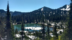 Picnic Lakes in Jewel Basin (Forest Service - Northern Region) Tags: scenic flatheadnationalforest lakes montana alpinelake
