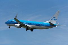 B737_KLM_PH_BXD_JDB_8294 (Jan van der Heul) Tags: schiphol schipholairport civilaviation aircraft airplane eham ams