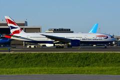 G-VIIG (British Airways) (Steelhead 2010) Tags: britishairways boeing b777 b777200er yyz greg gviig