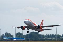 A319_EasyJet_G_EZBI_JDB_8278 (Jan van der Heul) Tags: schiphol schipholairport civilaviation aircraft airplane eham ams