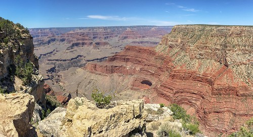 Grand Canyon National Park: Monument Creek Vista 0850