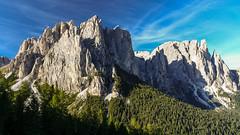 Campitello-362 (NiBe60) Tags: berg alpen italien trentino südtirol dolomiten fassatal valle del vajolet rifugio preuss rosengarten ciampedie larsec mountain alps italy south tyrol dolomites val di fassa catinaccio