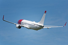 B737_Norwegian_LN_NGN_JDB_8332 (Jan van der Heul) Tags: schiphol schipholairport civilaviation aircraft airplane eham ams