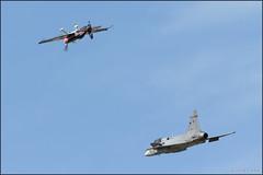 JAS-39C Gripen + Extra 300 (Pavel Vanka) Tags: jas39c gripen extra 300 saab lkcv caslav czech czechrepublic aircraft plane airplane spotter spotting fly flying airshow aviation canon formation formationflight jet czechairforce sonka kardos redbull flyingbulls skyshow