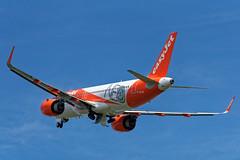 A320_EasyJet_G_UZHE_NEO_CS_JDB_8300 (Jan van der Heul) Tags: schiphol schipholairport civilaviation aircraft airplane eham ams