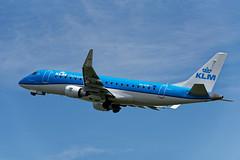 E175_KLM_Cityhopper_PH_EXO_JDB_8312 (Jan van der Heul) Tags: schiphol schipholairport civilaviation aircraft airplane eham ams