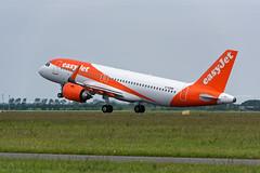A320_EasyJet_G_UZHR_JDB_8341 (Jan van der Heul) Tags: schiphol schipholairport civilaviation aircraft airplane eham ams