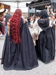 Red hair / rote Haare (berndkru) Tags: kamera leicadg1260f2840 objektiv panasonicdcg9 kufstein ritterfest knightfestival österreich austria tirol tyrol ritter knights redhair rotehaare