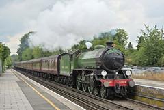 The Royal Windsor Steam Express (ianmartian) Tags: steam b1 61306 mayflower windsor express datchet lner preserved
