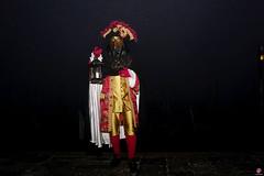 QUINTESSENZA VENEZIANA 2019 851 (aittouarsalain) Tags: venise venezia carnevale carnaval mask masque costume chapeau nuit lanterne