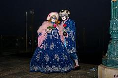 QUINTESSENZA VENEZIANA 2019 852 (aittouarsalain) Tags: venise venezia carnevale carnaval masque costume chapeau couple