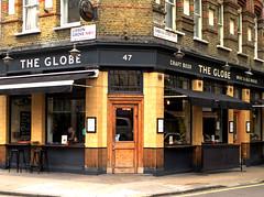 Globe - Marylebone (Draopsnai) Tags: globe pub traditionalbritishpub londonboozer lissongrove shrotonstreet marylebone