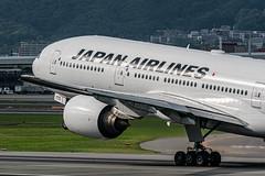 20190608 ITM JA772J (dora9092) Tags: 777200 伊丹スカイパーク 日本航空 osakainternationalairport 伊丹空港 大阪国際空港 boeing777246 rjoo itm jal japanairlines itamiairport