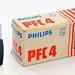 Philips, flashcubes Photoflux PFC 4 (Pays-Bas, sixties - seventies))