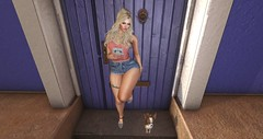 FurtaCor Female Sarai Set (PinkangelIndigo) Tags: backdropcove birdy bootysbeauty catwa cazimi designercircle emarie furtacor lamb luxrebel lyndyinchains maitreya nanika veechi