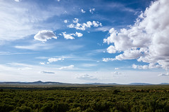 the view during a water break. (M///S///H) Tags: rx1 flora hike hiking june2019 landscape mountains newmexico newmexicotrue outside peaks riftvalleytrails sagebrush sony sonyrx1