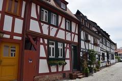 Seligenstadt, Hessen, Germany (dora.hgds) Tags: seligenstadt hessen germany deutschland fachwerkhaus spring