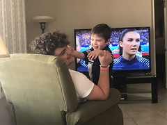 Son, Nephew, World Cup