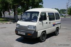 Chevrolet Damas (Kim-B10M) Tags: 01092yfa damas chevrolet uzbekistan cars