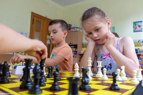 VI Turniej Szachowy o Mistrzostwo Przedszkola Nr 1-19