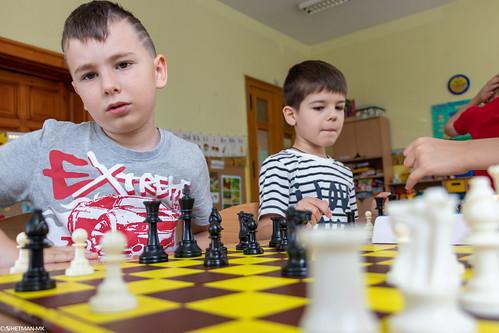 VI Turniej Szachowy o Mistrzostwo Przedszkola Nr 1-17