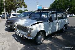 "Lada VAZ 2102 ""Shiguli"" (Kim-B10M) Tags: 01z427pa uzbekistan vaz lada 2102"