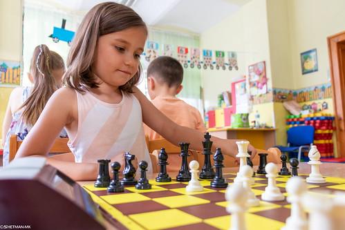 VI Turniej Szachowy o Mistrzostwo Przedszkola Nr 1-12