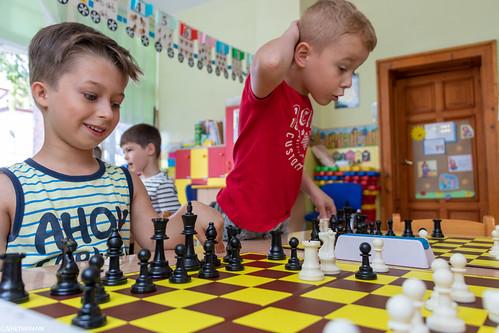 VI Turniej Szachowy o Mistrzostwo Przedszkola Nr 1-10