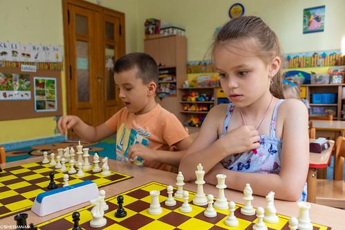 VI Turniej Szachowy o Mistrzostwo Przedszkola Nr 1-9