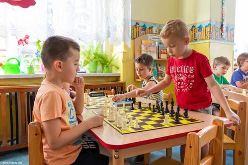 VI Turniej Szachowy o Mistrzostwo Przedszkola Nr 1-4