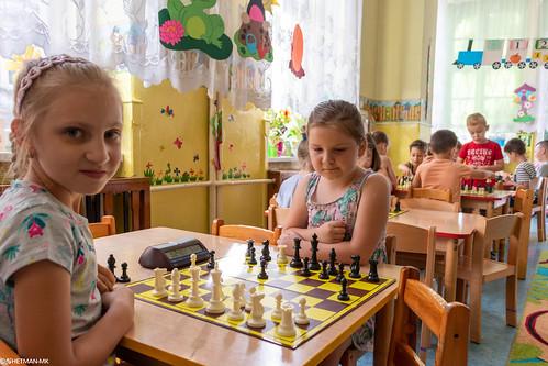 VI Turniej Szachowy o Mistrzostwo Przedszkola Nr 1-2