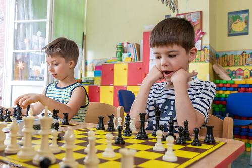 VI Turniej Szachowy o Mistrzostwo Przedszkola Nr 1-58