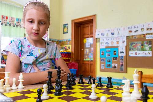 VI Turniej Szachowy o Mistrzostwo Przedszkola Nr 1-50